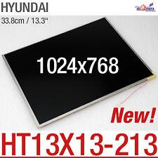 """33.8CM 13.3"""" HYUNDAI HT13X13-213 XGA LCD TFT PANTALLA MATRIZ CCFL 1024x768"""