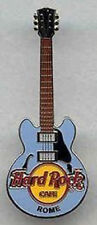 Hard Rock Cafe ROME 2006 Baby Blue CORE GUITAR Series PIN 4 String #33010