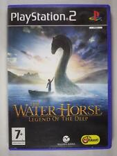 The Water Horse Legend Of The Deep - PS2 Game