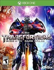 Transformers Rise of the Dark Spark - Xbox One, (Xbox One)