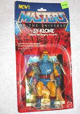 SEALED SY-KLONE vintage original MOTU 1984 unopened moc mip misp mosc HeMan card