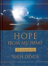 Hope From My Heart Ten Lessons For Life