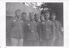 Foto Wehrmacht Soldaten Kammaraden LKW Przedbórz Woiwodschaft Łódź Przedbor