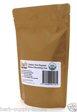 Essiac Tea Organic 6oz, Blood Detox, Makes 2 gallons, Powder & Cut/Sifted Herbs