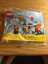 LEGO Creator 40108  ** BALLOON CART **  Polybag sealed NIP - free shipping!