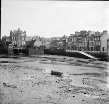 LANDERNEAU c. 1950 - Maisons   Finistère - Négatif 6 x 6 - N6 BR18