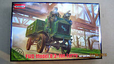 FWD Model B 3-ton Lorry. WWI.    1/72 Roden  # 733