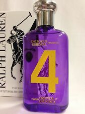 Ralph Lauren The Big Pony 4 Purple Women perfume 3.4 oz edt White~Tster~Box