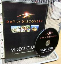 DAY OF DISCOVERY Video Club miracles 2011 DVD documentary PTSD