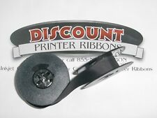 One PK Universal Typewriter Ribbon Spool Black Free Shipping Made in the USA