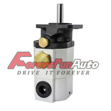 13GPM Hydraulic Log Splitter Pump, 2 Stage Hi Lo Gear Pump, Logsplitter, NEW