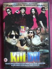KILL DIL,HINDI BOLLYWOOD MOVIE, DVD,WITH ENGLISH SUBTITLES,WIDESCREEN EDITION