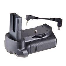 Travor BG-2G Vertical Battery Grip MB-D10 for Nikon D5300 D5200 D5100 Adapter B8