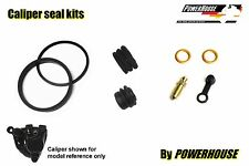 Yamaha XV 500 K Virago front brake caliper seal repair rebuild kit 1983 83