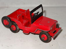 Dinky JEEP - 25Y / 405