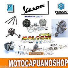 MAXI KIT GRUPPO TERMICO MALOSSI RACING ALBERO MOTORE VESPA 50 130 PK XL APE 50