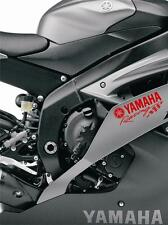 2 x YAMAHA Racing Motorbike Vinyl Stickers Decals YZF R1 200mm Any Colour