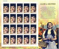 JUDY GARLAND 2006 LEGENDS OF HOLLYWOOD STAMP SHEET OF 20 US SCOTT #4077 MNH