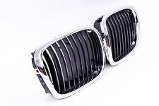 Nieren Kühlergrill für BMW 5er E39 M5 Style - Front Grill in Chrom / Schwarz