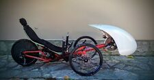 Recumbent Bicycle Nose Cone             Recumbent Fairing       Recumbent Nose