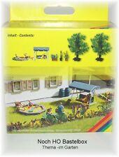 """Aus Noch-Display 75130 HO EINE Mini-Bastelbox """"Im Garten"""" #NEU in OVP##"""