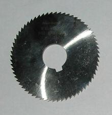 Kreissägeblatt HSS, Dm ca. 80 x 4 x 22mm von Franken
