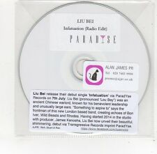 (FE633) Liu Bei, Infatuation - DJ CD