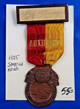 1925 Spanish American War Veterans National Encampment Aux. St. Petersburg Medal