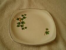Paden City Pottery, Square Ivy Plate, K52, USA, Vintage