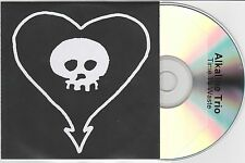 Alkaline Trio - Time To Waste - Scarce 1 track promo CD