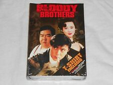 NEW Bloody Btrothers DVD w/ T-SHIRT Classic 1994 Hong Kong Kung Fu Movie R1 NTSC