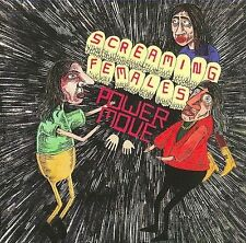 SCREAMING FEMALES - Power Move [Digipak] CD ** Like New / Mint **