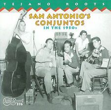 San Antonio's Conjuntos in the 1950's [Digipak] by Various Artists (CD, 1994,...