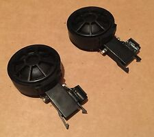 AUDI A2 2000 2005 2 X DOOR SPEAKERS TWEETERS 8Z0035399 8ZO 035 399