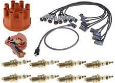 Mercedes W108 280SE 4.5 72-73 BOSCH Ignition KIT Rotor Cap Spark Plugs Wire Set