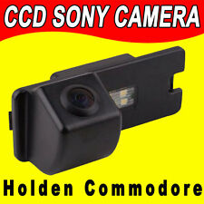 Sony CCD Holden commodore Ute VY SS VZ VX caprice monaro car rearview camera LED
