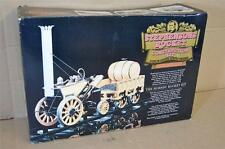 HORNBY G125 3.5 INCH GAUGE STEPHENSONS ROCKET SELF ASSEMBLY MODEL LOCO BOXED mz