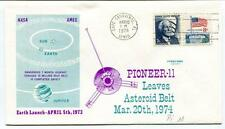 1974 Pioneer 11 Leaves Asteroid Belt Cape Canaveral SPACE NASA AMES USA SAT