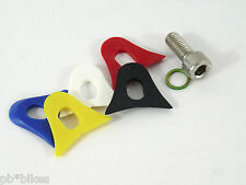 Cinelli Stem XA & XE stem binder bolt w colored inserts Vintage bicycle NOS