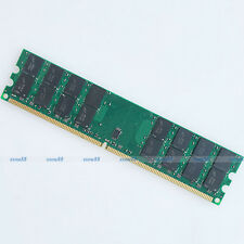 Micron chips 4GB PC2-6400 DDR2 800 800MHZ 240Pin Ram For AMD Desktop Memory NEW