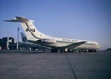 VICKERS VC10 Bundle 2 Eight 6x4 prints for price of 4 - BUA BRITISH UNITED BCAL