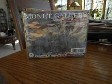 NEW IN PACKAGE! Claude Monet Gallery LILIES PLAYING CARDS 2 pack UNOPENED