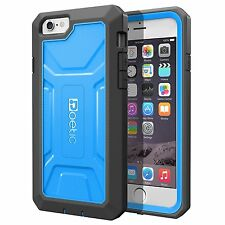 Revolution Series Heavy Duty Complete Protection Hybrid Case For iPhone 6S Plus