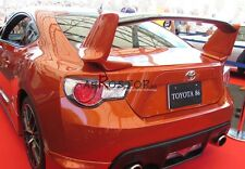 CARBON WITH FRP NUR SPEC STYLE REAR SPOILER FOR TOYOTA FT86 GT86 FRS SUBARU BRZ