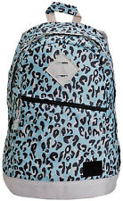 J898 - Element Cammie Backpack * NWT Womens Blue & Grey Leopard - #17034
