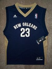 2016-2017 New Orleans Pelicans ANTHONY DAVIS nba Jersey YOUTH KIDS BOYS s-small