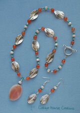 Key West  ~Jewelry Making Necklace Bead Kit with StepbyStep Photo Instructions