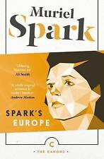 SPARK,MURIEL-SPARK`S EUROPE (CANONS)  BOOK NEW