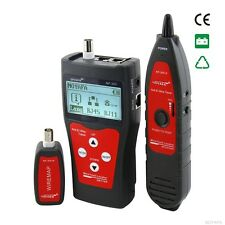 Multipurpose Network LAN Cable Tester and hunter Cat 5E, Cat 6E & ethernet NF300