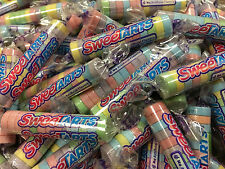 SweeTARTS Candy Rolls ONE POUND Approx Bulk 60 Mini Rolls Classic Tart Candy